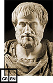 The Complete Works of Aristotle, Greek and English Facing Pages. Electronic Edition. book cover